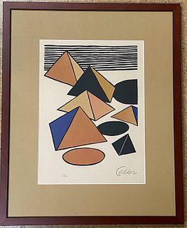 Alexander Calder Limited Edition Print