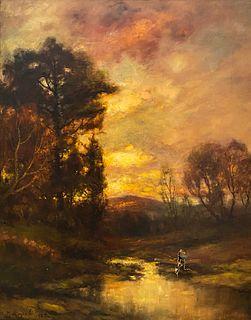 Charles P Appel, Landscape