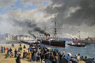 Leon Auguste Asselineau, En Attendant le Battle