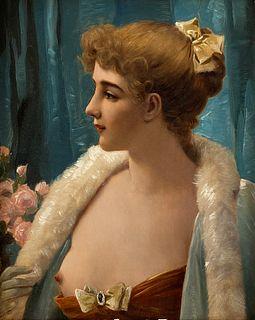 Jules Fredric Ballavoine, Young Beauty