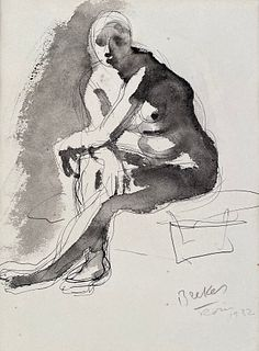 Arno Breker, Junge Romerin