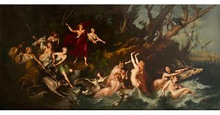 Emilie Chaese, Diana and Actaeon