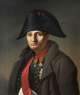 Charles de Chatillon, Napoleon