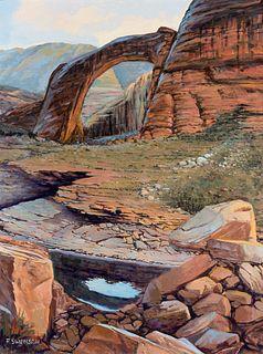 Roy Swenson | Rainbow Bridge, Lake Powell