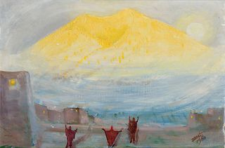 Dorothy Eugenie Brett | The Golden Mountain