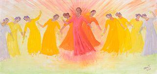 Dorothy Eugenie Brett | The Women's Dance