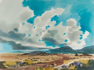 Laurence Philip Sisson | June Sky