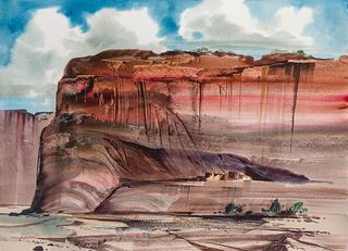 Laurence Philip Sisson | Canyon De Chelly