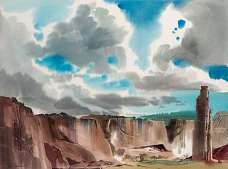 Laurence Philip Sisson | Cliff Dwellings and Spires