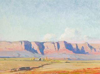 G. Russell Case | Along the Vermilion Cliffs