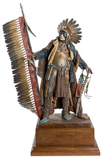 Dave McGary | Memories of Honor Maquette