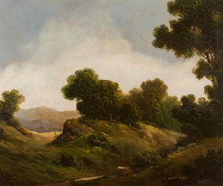 Henry Hobart Nichols (American, 1869-1962) Hudson River Valley
