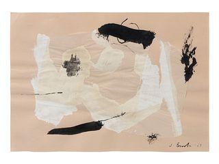 James Brooks (American, 1906-1992) Untitled, 1967