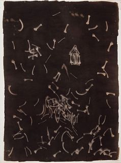 Rashid Johnson (American, b. 1977) Untitled (from the Manumission Papers)