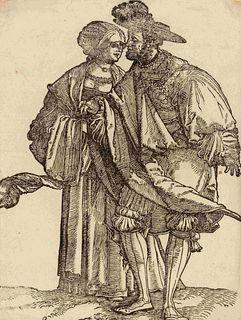 After Adriaen Jansz van Ostade (Dutch, 1610-1685) La famille (together with four old master engravings)