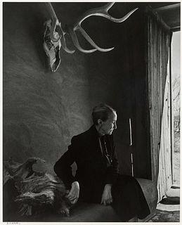 Yousuf Karsh (Armenian/Canadian, 1908-2002) Georgia O'Keeffe, 1956