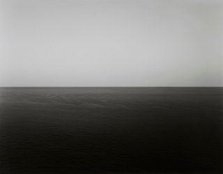 "Hiroshi Sugimoto Seascapes Photograph ""Mirtoan Sea"""