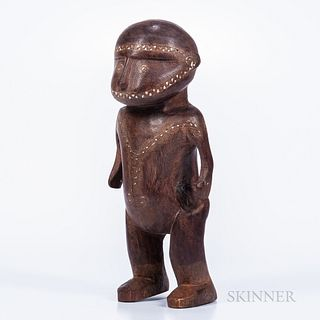 Massim Wood Figure
