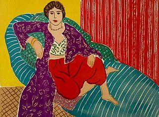 Elmyr de Hory, Woman on Chaise