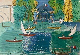 Elmyr de Hory, River Boating