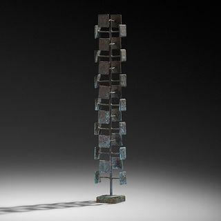 Harry Bertoia, Untitled (Multi-Plane Construction)
