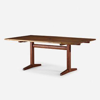 George Nakashima, Trestle dining table