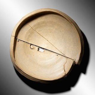 Peter Voulkos, Untitled Plate