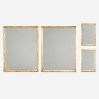 Phillip Lloyd Powell, mirrors, set of four
