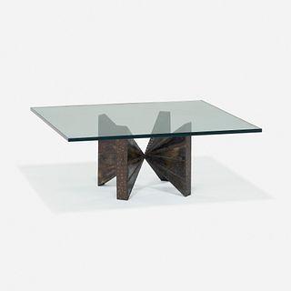 Paul Evans, coffee table, model PE 12