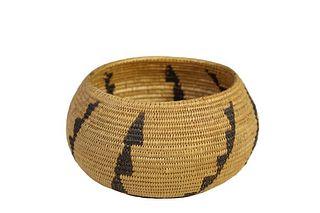 North American Paiute Basket