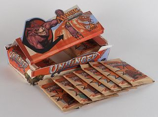 19PC Magic The Gathering Unhinged Booster Pack Lot