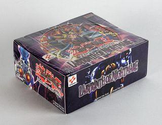 2003 YuGiOh Labyrinth of Nightmare Unl Booster Box