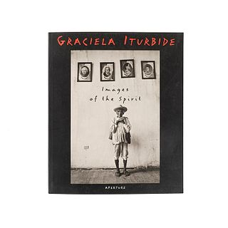 Iturbide, Graciela. Images of the Spirit. New York: Aperture, 1996. First edition. Signature by hand.