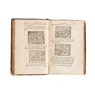 Menestrier, Claude - Francois. L´Art Des Emblemes. Paris: Chez R.J.B. de La Caille, 1684.