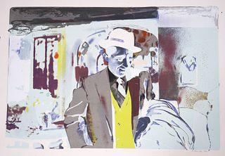 Richard Hamilton Print of 'Bing Crosby'