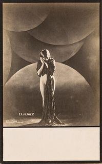 FRANTISEK DRTIKOL (1883–1961) 'La Pensée', 1924