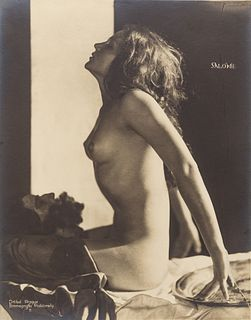 FRANTISEK DRTIKOL (1883–1961) Salome, c. 1925