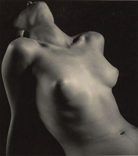 RUDOLF KOPPITZ (1884–1936) Nude study, 1932
