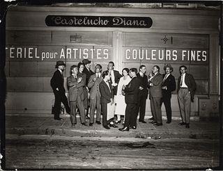 ANDRÉ KERTÉSZ (1894–1985) 'After the Soirée', Paris 1927