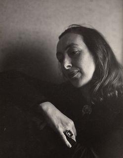 SIBYL ANIKEEF (1896–1996) Georgia O'Keefe (?), San Francisco 1930