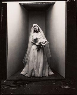 IRVING PENN (1917–2009) Mrs. Amory Carhart, New York 1947