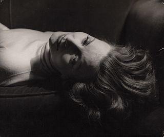 CECIL BEATON (1904–1980) Greta Garbo, New York 1946