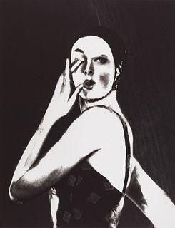 LILLIAN BASSMAN (1917–2012) Carmen, Harper's Bazaar, New York, 1963