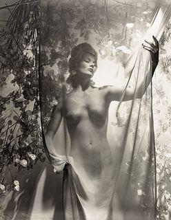 """HORST P. HORST (1906–1999) """"Lisa Moneytree', New York 1939"""