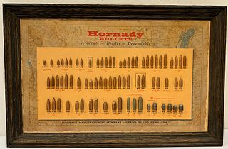 Hornady Manufacturing Co. Bullet Display