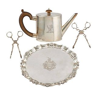 18TH C. ENGLISH STERLING