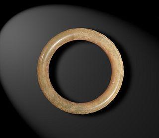 Chinese Jade Bracelet, Ming Dynasty or Earlier