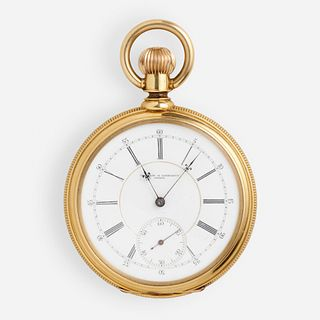 Vacheron & Constantin, Gold pocket watch
