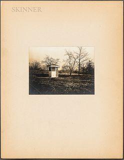 Walker Evans (American, 1903-1975)      Belmont, Massachusetts