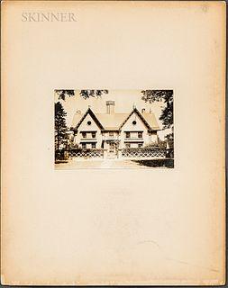 Walker Evans (American, 1903-1975)      Salem